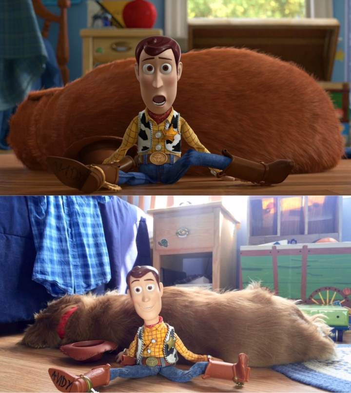 Chambre Andy Toy Story 3 (3)