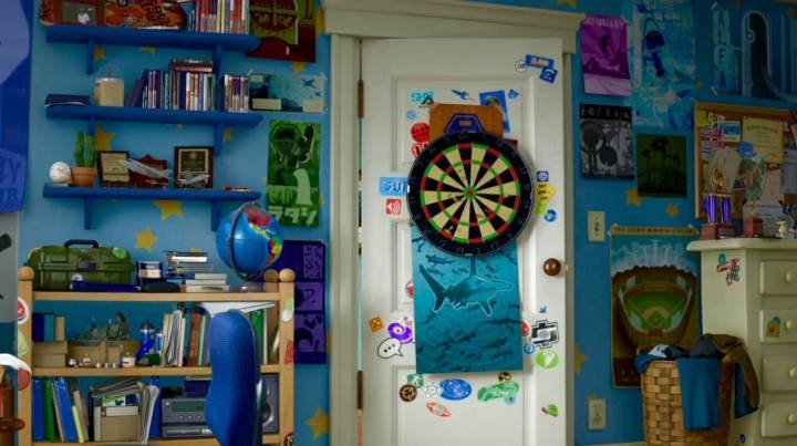 Chambre Andy Toy Story 3 (4)