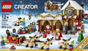 Atelier du Père Noël - Lego