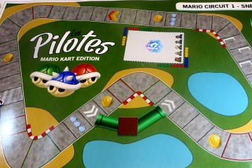 MarioKart - Circuit 01