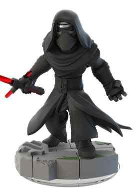 Star Wars - Le Reveil de la Force - Disney Infinity 3.0 - Kylo Ren