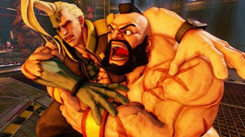 Street Fighter 5 - Zangief