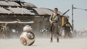 BB-8 et Rey