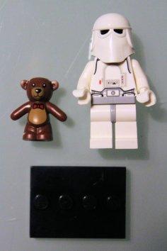 Boule de Noël Lego Snowtrooper (1)