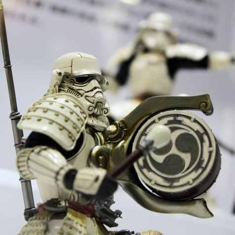 Stormtrooper Samouraï