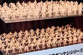 Muscleman, les gashapon de 1983