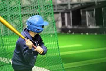 Batting Center Yodobashi Akihabara