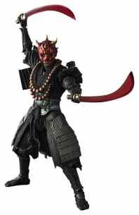 Figurines Star Wars Samourai (4)