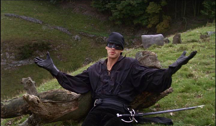 I am the Dread Pirate Roberts