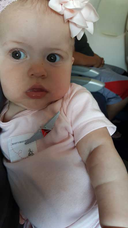 Parenthood and Passports - Traveling with a baby