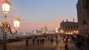 Parenthood and Passports - Venice Book Report