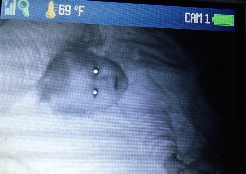 Baby awake at 4 a.m.