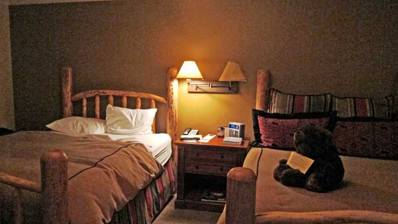 Parenthood and Passports -Lodging in Jackson Hole