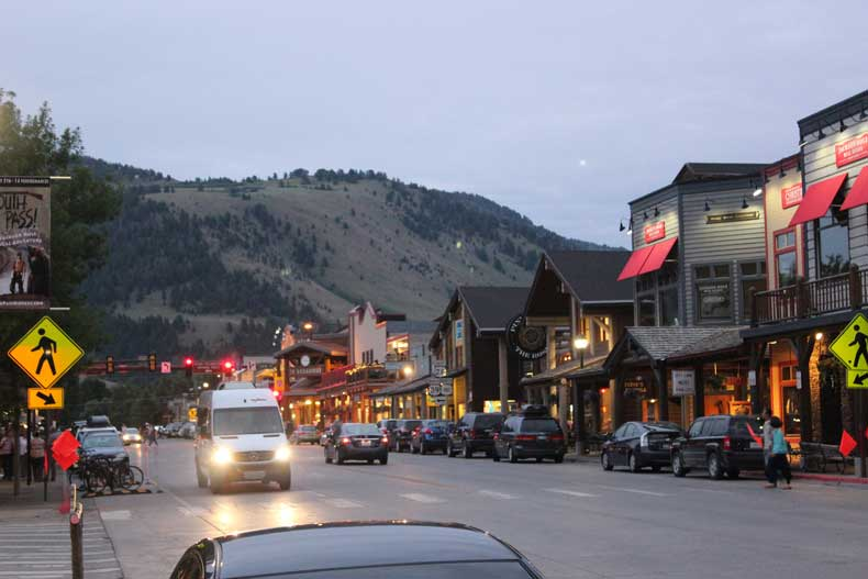 Parenthood and Passports - Town of Jackson Wyoming