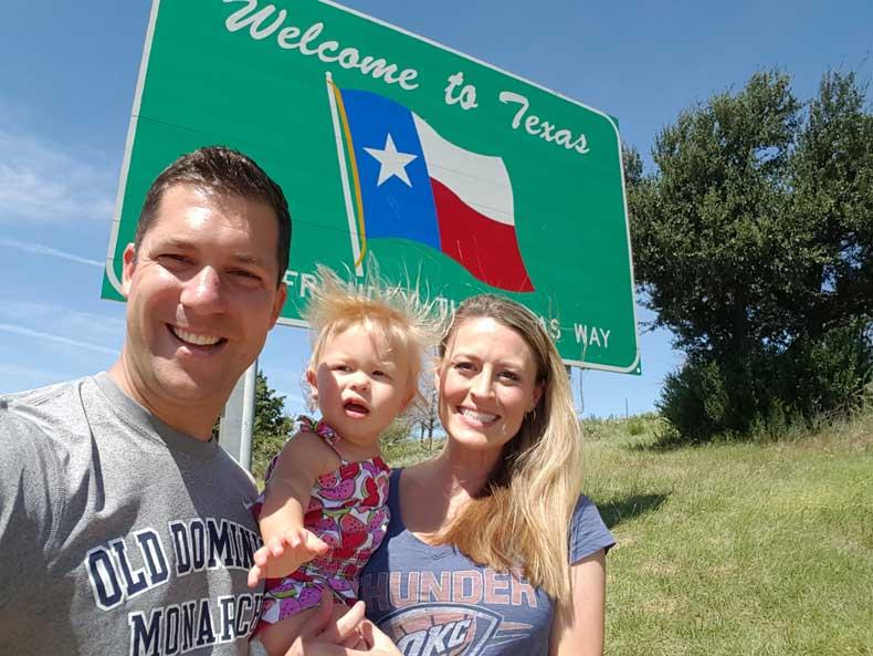 Parenthood and Passports - Texas
