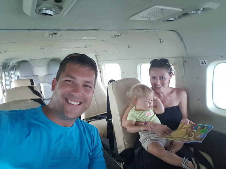Parenthood and Passports - Family Travel Blogger's Nightmare