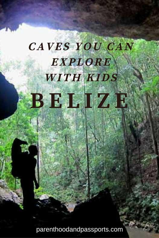 Parenthood and Passports - Rio Frio Cave