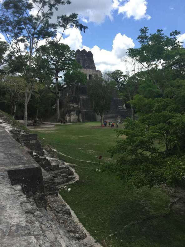 Parenthood and Passports - Tikal