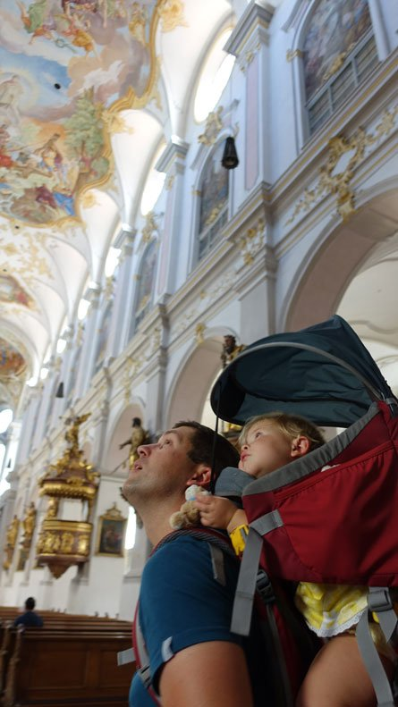 Parenthood and Passports - Half a Day in Munich