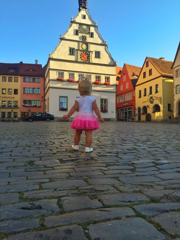 Parenthood and Passports - Rothenburg ob der tauber