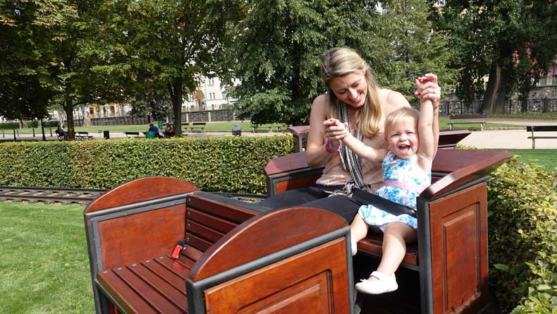 Parenthood and Passports - Lessons my toddler taught me about traveling
