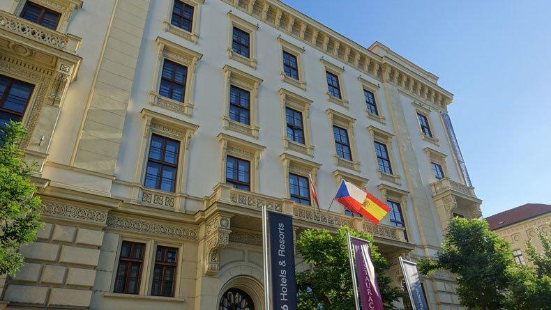 Parenthood and Passports - Barceló Brno Palace