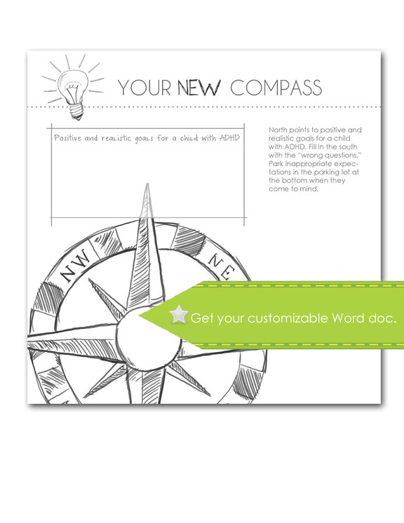 Your New Compass, customize