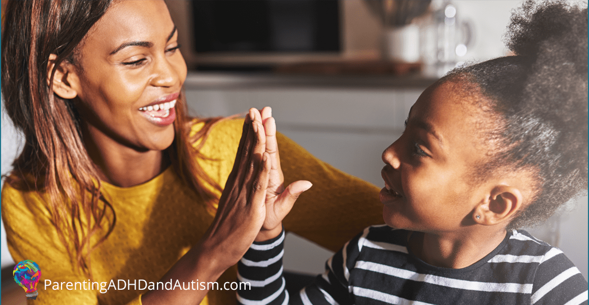 The #1 Priority for Successfully Parenting Kids with ADHD/Autism