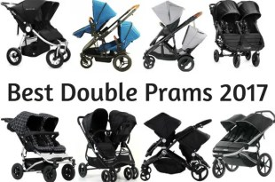 best double prams 2017