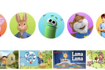 Netflix codes voor kinderen