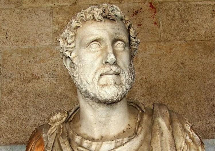 Baard Romeinen