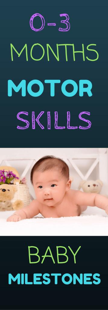 0-3 month motor skills