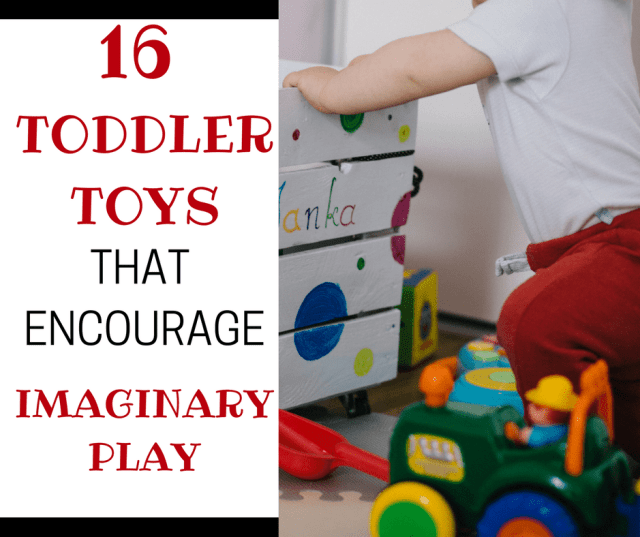 Imaginary Play Toddler Toys