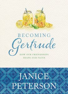 Becoming Gertrude - Parenting Like Hannah