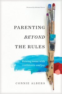 Parenting Teens Beyond the Rules - Parenting Like Hannah