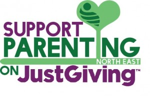 support parenting north east on justgiving
