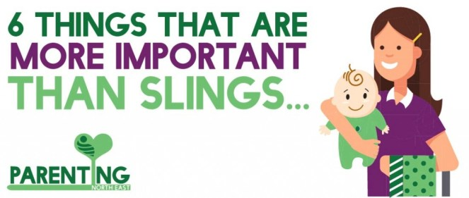 6 things that are more important than slings