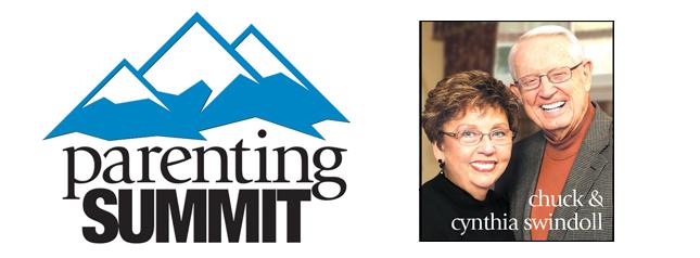 Parent Summit Audio Chuck and Cynthia Swindoll