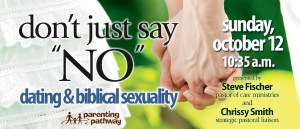 Dating and Biblical Sexuality Banner