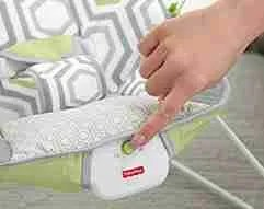 The Fisher Price Geo Meadow-bouncer Vibration