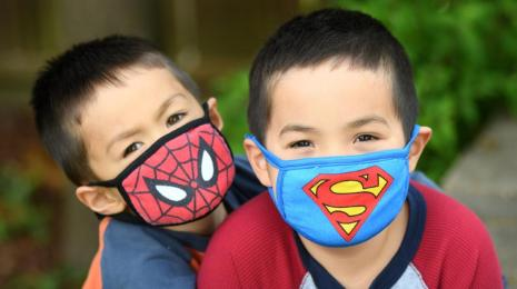 Where to Get Face Masks for Seattle-Area Kids | ParentMap