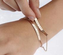 Holiday Gift for Mom Bracelet