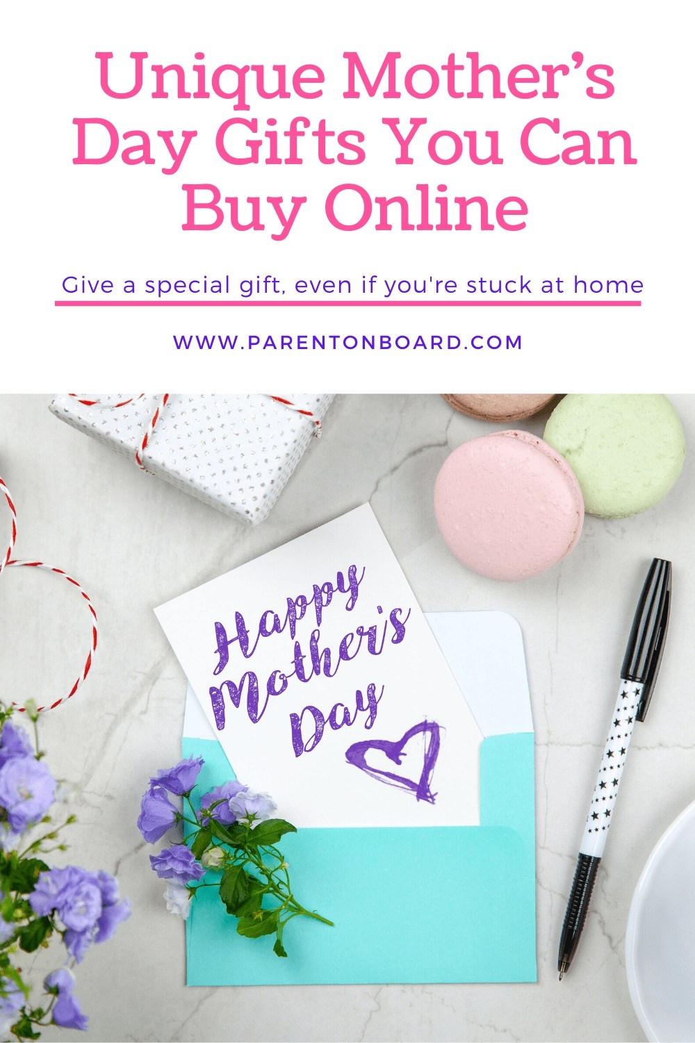 Unique Mother's Day Gifts You Can Buy Online