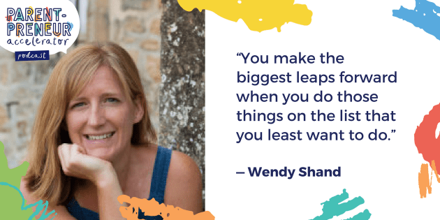 Podcast - 009 - Wendy Shand - Tots to Travel