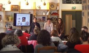 Bahia Bedjaoui - Conférence Nantes Success