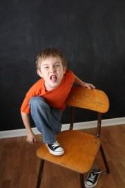 Enfant turbulent