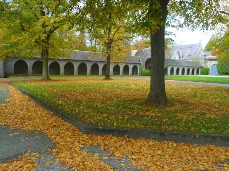 Que faire à Dinant ? monastère
