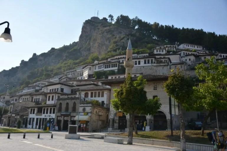 Road trip Albanie- berat