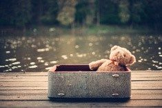 stock-photo-51610792-teddy-bear-in-old-bag