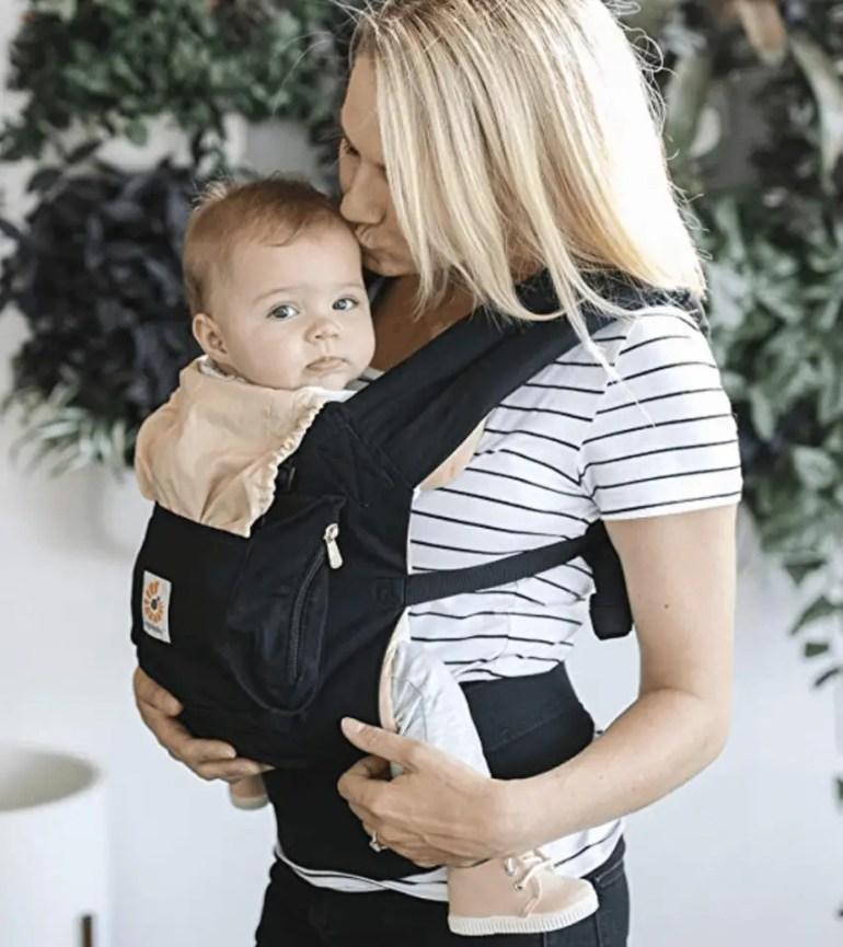 quel porte bébé choisir : ergobaby